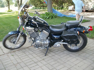535 Yamaha Virago great starter bike