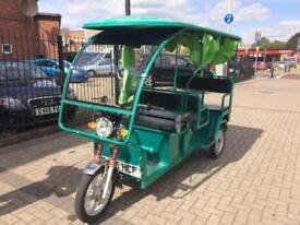 2015 Rickshaw Electric Cycle Rikshaw Free Road Tax For Life