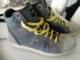 Mens Jack @ Jones grey boots size 10