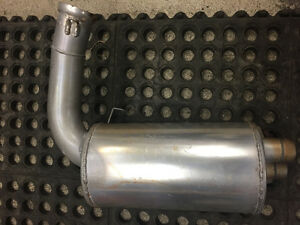 Straightline Performance 1200 4Tec Muffler