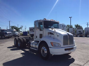 2011 Kenworth T370 Cab & Chassis