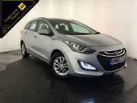 2013 63 HYUNDAI I30 ACTIVE BLUE DRIVE CRDI DIESEL 1 OWNER FINANCE PX WELCOME