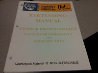 Bartending Manual George Brown College