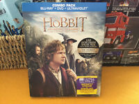 Various blu-Ray movies hobbit Harry potter etc...