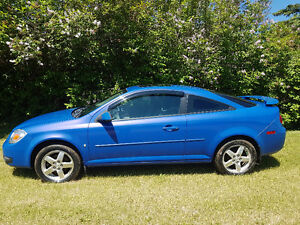 2008 Chevrolet Cobalt LT Coupe (2 door) With Set Of Winter Tires