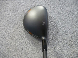 Callaway X2 Hot Fairway 3 Wood, Mens, LH, R Flex, Golf Club