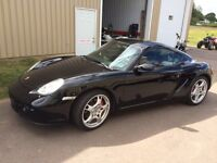 2007 Porsche Cayman S, Coupe, NOT the car on YOUTUBE!