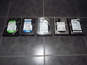 disque dur interne HDD 3.5 hard drive disk internal
