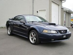 Ford Mustang 2dr Cpe GT 2002