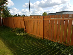 Free fence