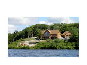 MUST BE SOLD - Lakefront, Private Executive Home On 15.69 Acres