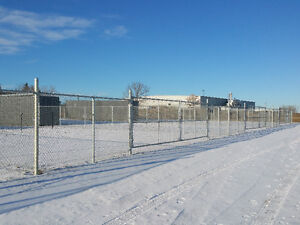 Industrial Storage Yard on Yellowhead West and Anthony Henday