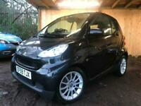 2010 smart fortwo coupe CDI Passion 2dr Softouch Auto [Luxury Pack] [2010] COUPE