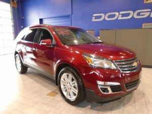 2015 Chevrolet Traverse LT w/1LT  AWD W/ 7 PASSENGER SEATING