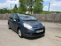 Citroen C4 Picasso EXCLUSIVE HDI 5STR EGS