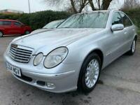 2004 Mercedes-Benz E Class E200K Elegance 4dr Tip Auto SALOON Petrol Automatic
