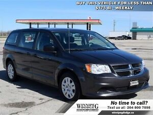 2016 Dodge Grand Caravan Canada Value Package *LOCAL TRADE*  *LO