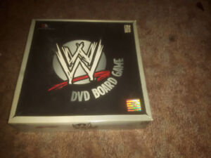 Wwf trivia board game
