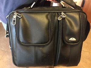 Samsonite Men's Black briefcase