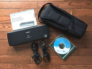 Canon Imageformula P-215 Personal Scanner