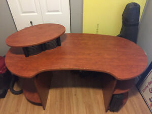 Brown Desk - Excellent condition