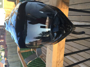Mint Condition Motorcycle Helmet