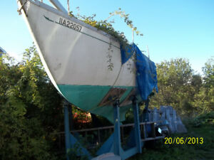 28 FOOT SAILBOAT IRWIN
