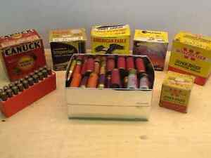 Vintage ammo and boxes Peterborough Peterborough Area image 1