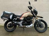 Moto Guzzi V85 TT Travel - 2937 miles - 2 year warranty