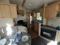 CHEAP 4 BERTH STATIC CARAVAN FOR SALE AT THORNESS BAY IN THE ISLE OF WIGHT