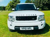 2011 Land Rover Discovery 3.0 SDV6 255 XS 5dr Auto ESTATE Diesel Automatic