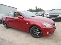 LEXUS IS 220D 2.2 TURBO DIESEL SE 4 DOOR SALOON 12 MONTHS MOT