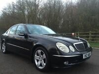 Mercedes E class 320 cdi fully loaded