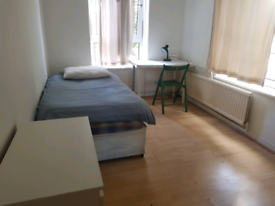 A Single Room in front of Westferry Dlr station