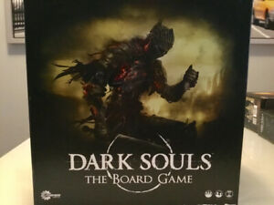 Dark Souls the board game avec 3 expansions.