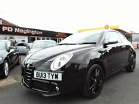 2013 ALFA ROMEO MITO 0.9 TB TwinAir Distinctive + AIR CON + FINANCE AVAILABLE