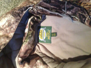 Cabela's Silent Suede Insulated Coveralls Stratford Kitchener Area image 4
