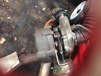 Turbo for 2.2 diesel Vauxhall vectra sri