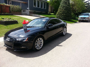 2014 Audi A5 Progressiv Coupe (2 door)