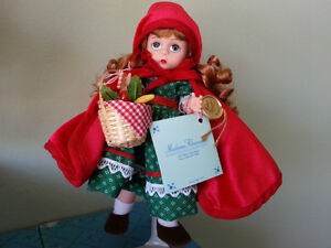 Madame Alexander Collector 8inch Doll of Little Red Riding Hood