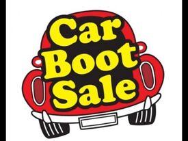 Job lot of car boot sale items,