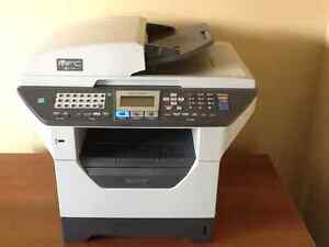Brother 8480DN printer / fax / scanner / copier