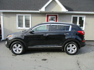 2011 Kia Sportage EX All wheel drive