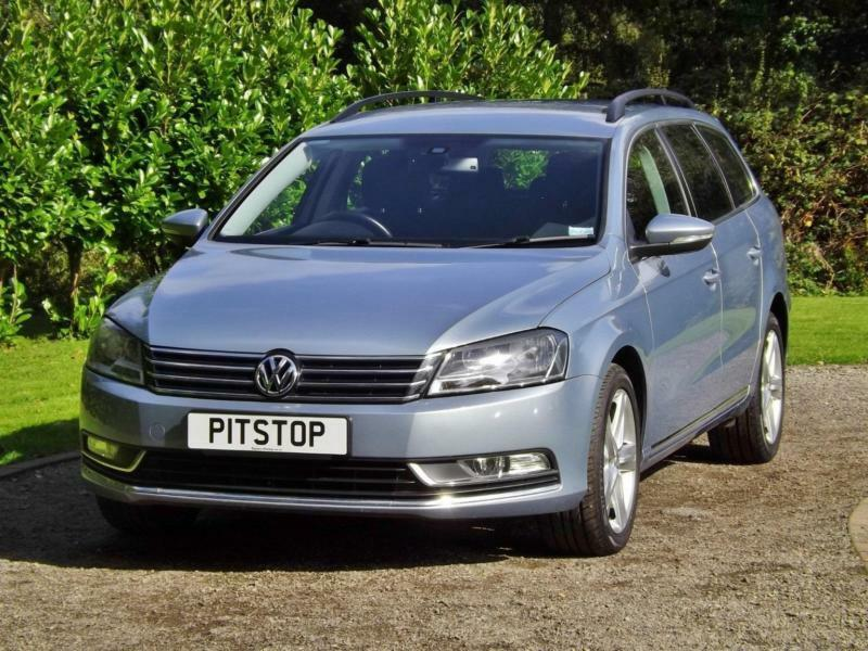 Volkswagen Passat SE 2.0 TDi Bluemotion Technology DIESEL MANUAL 2012/62