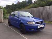 VW POLO 1.4L +AUTOMATIC+ LONG MOT! Not Toyota Yaris Vauxhall corsa Ford Fiesta etc