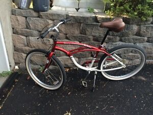 "Schwinn Beach Cruiser ""Tim Horton"""
