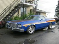 1975 Ford Ranchero 500 Camionnette