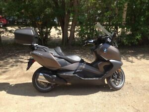 BMW Motorcycle/Scooter C650 GT