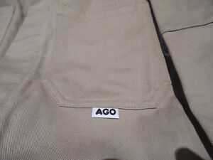 Women's Coveralls Overall by AGO Size W12 INDURA UltraSoft New Kitchener / Waterloo Kitchener Area image 8