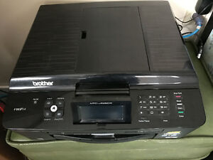 Printer and scanner-Wireless